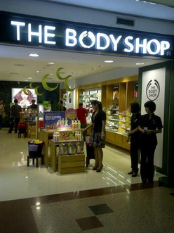 THE BODY SHOP - Produk Kecantikan Alami - Java Supermall