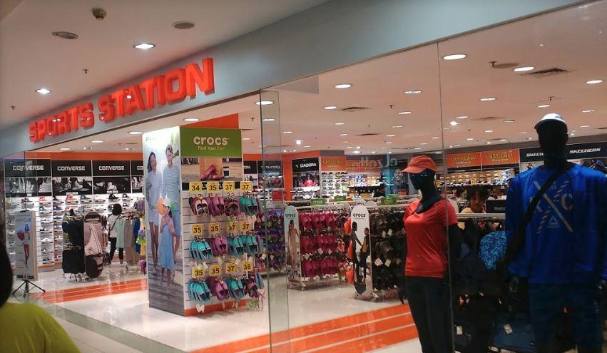 Sport Station Harga Promosi Sepatu Olahraga Terbaru Mall Daan