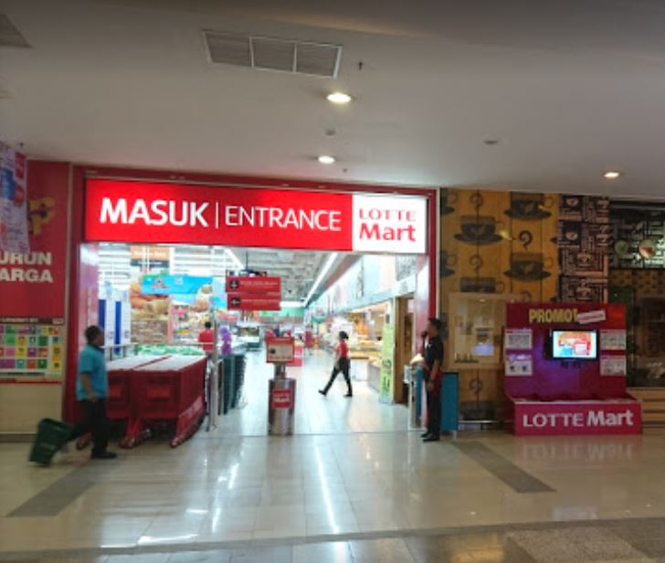 Lotte Mart Festival Citylink Bandung Indonesia Gotomalls