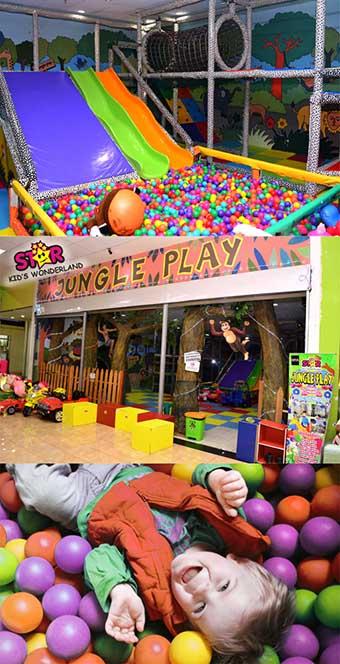 Star Kid S Wonderland Mall Btm Bogor Bogor Indonesia