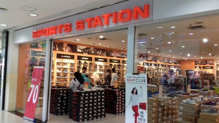 Sports Station Plaza Medan Fair Medan Indonesia Gotomalls