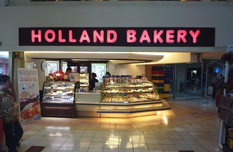 Holland Bakery Itc Cempaka Mas Jakarta Pusat Indonesia