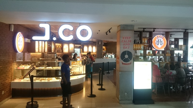 J Co Donut Coffee Malang City Point Malang Indonesia Gotomalls