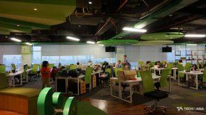 Mari Intip Tampilan Kantor Startup Idaman Millennials