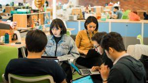 Mari Intip Tampilan 5 Kantor Startup Idaman Millennials