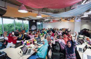Mari Intip Tampilan 5 Kantor Startup