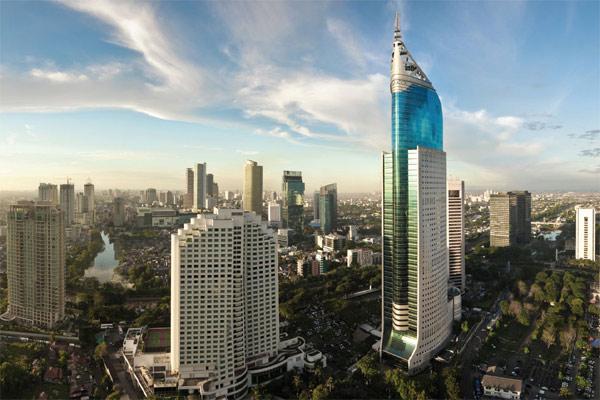 Megah dan Kokohnya Gedung Tertinggi di Jakarta