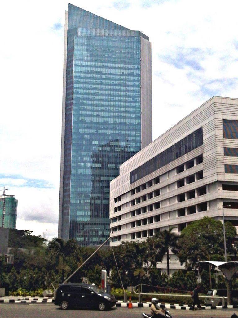 Gedung Unik di Jakarta.