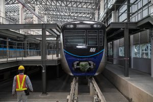 Gedung Terkoneksi dengan Stasiun MRT
