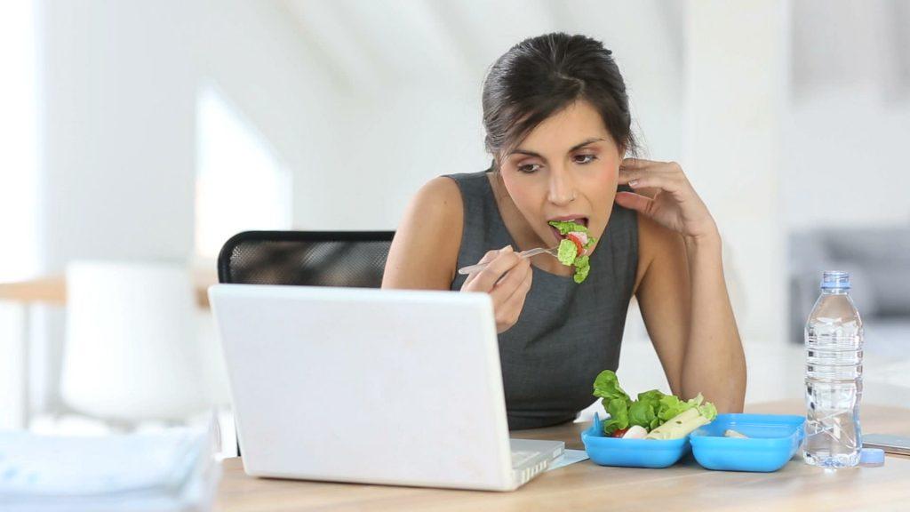 Cara Hidup Sehat Saat Bekerja