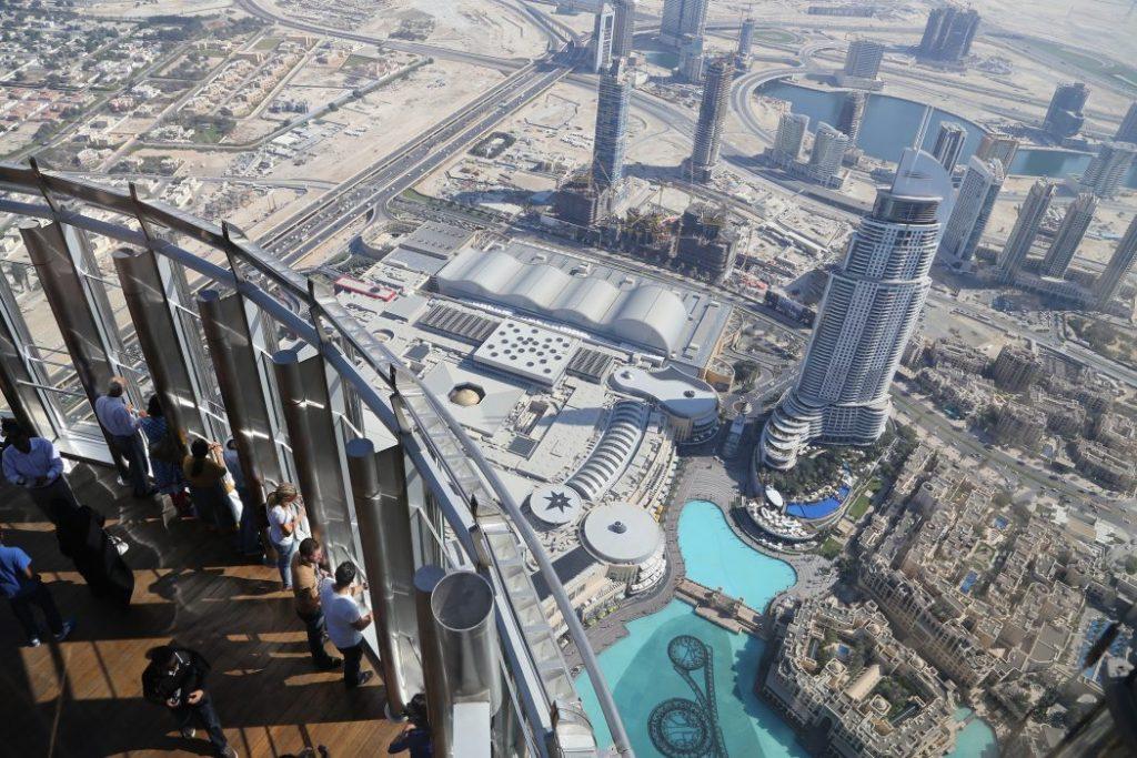 Fakta Burj Khalifa