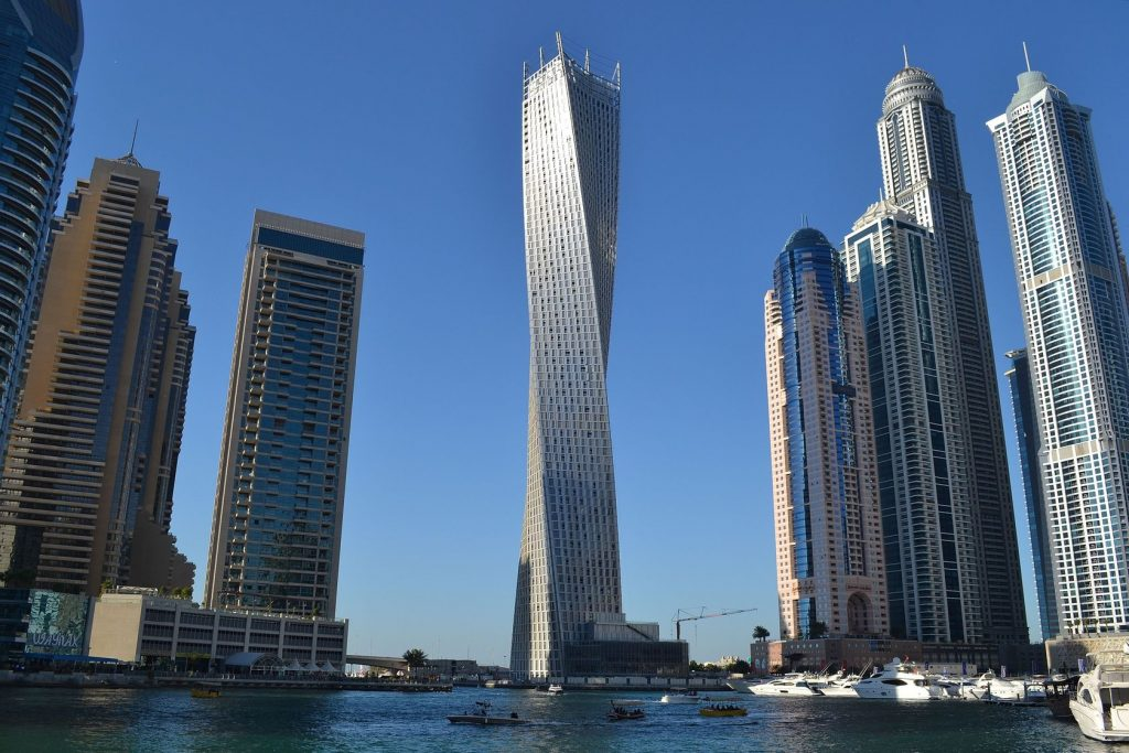 Bangunan Unik Berputar di Dunia