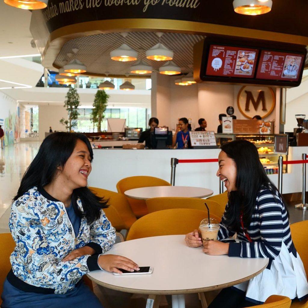Serunya Kantor Unilever Indonesia