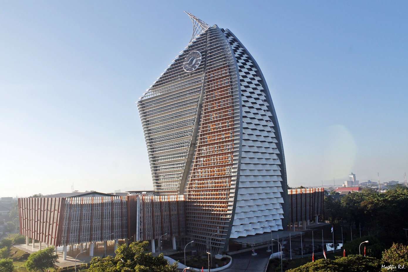 Tahukah Anda Bahwa Bangunan Ini Hasil Karya Arsitek.