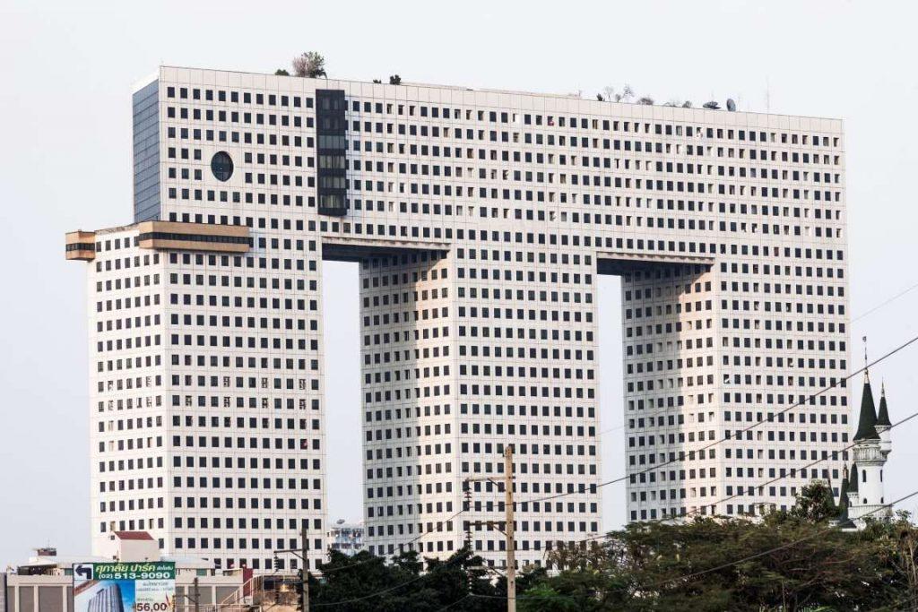 Gedung Terburuk di Dunia