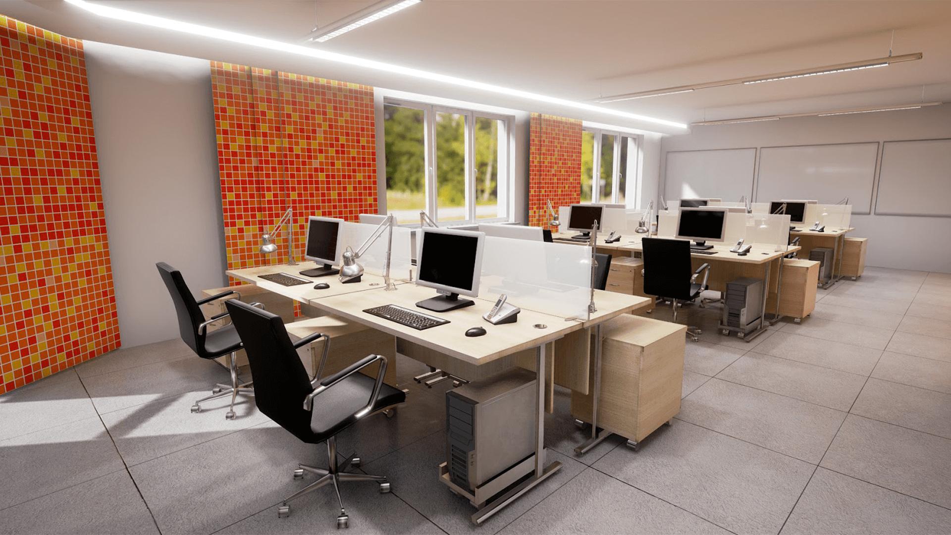 10 Cara Membuat Ruang Kantor Kecil Terlihat Luas Nan Nyaman