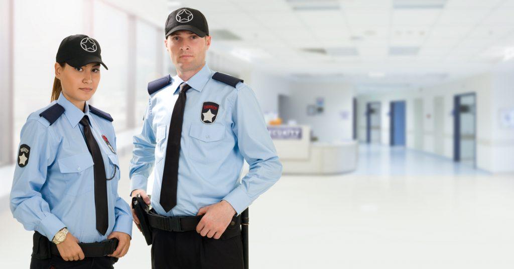 Sistem Keamanan Gedung Kantor