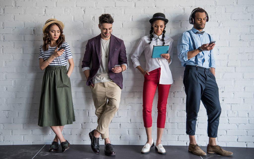 gaya pakaian kantor millennial