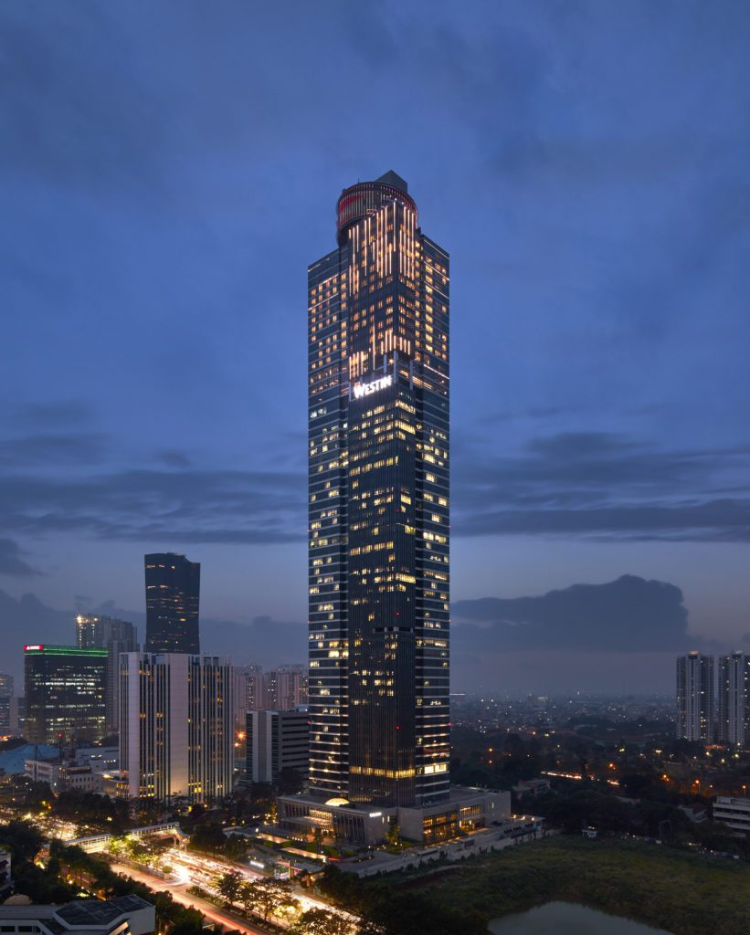 Gedung Terbaik di Asia Property Awards 2018