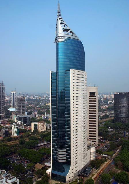 Gedung Perkantoran Top di Jakarta