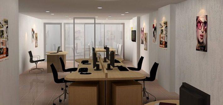 Desain Kantor Ruko