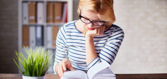 Baca Buku Bagi Karyawan