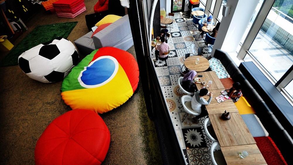 Google Beli Gedung Kantor Baru