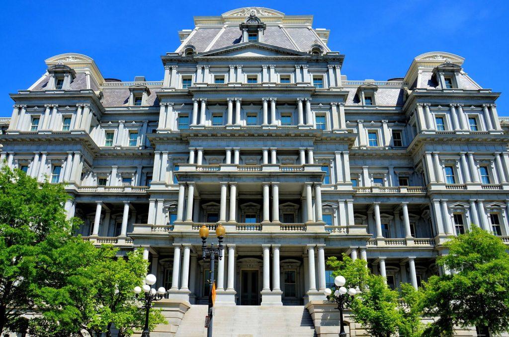 Desain Gedung Pemerintahan di Dunia