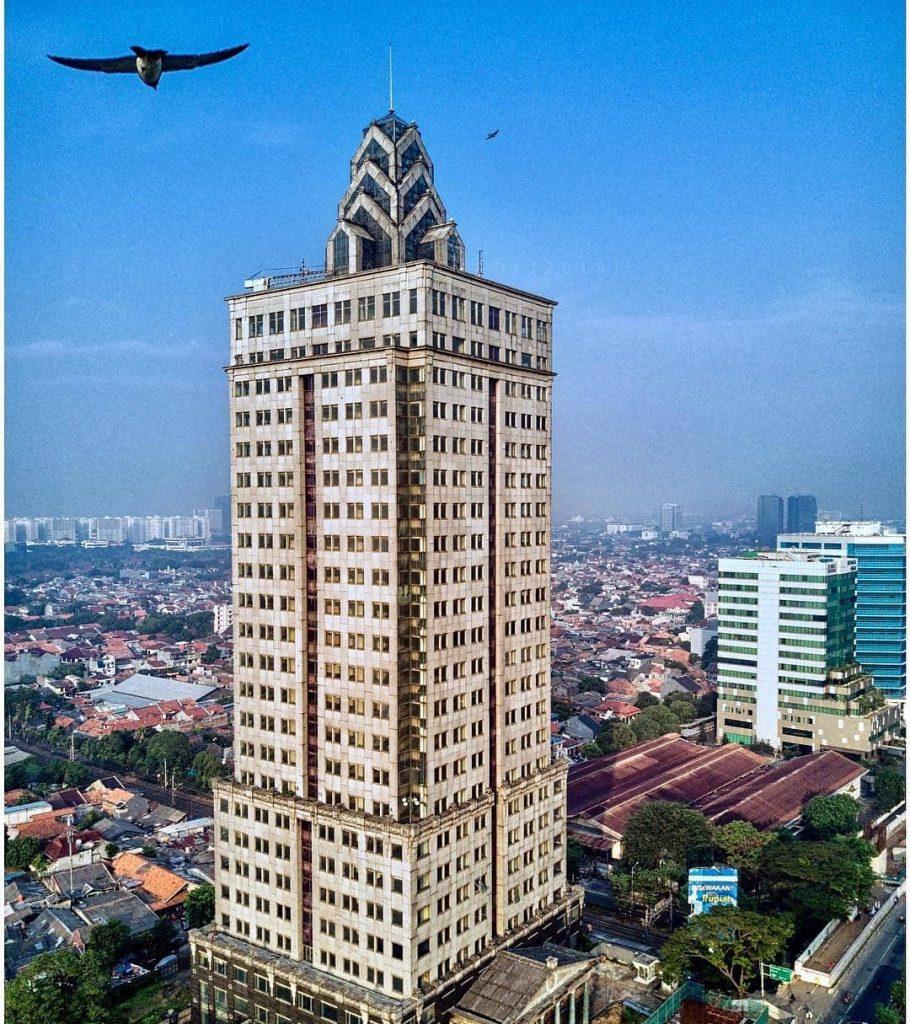 Sejarah Menara Saidah