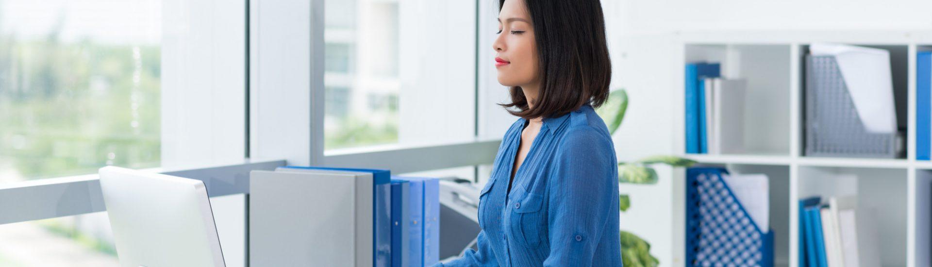 Cara Sehat Pekerja Kantoran