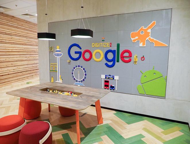 Kantor Google di Seluruh Dunia