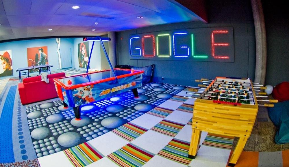 Begini Mewahnya 10 Kantor Google di Seluruh Dunia