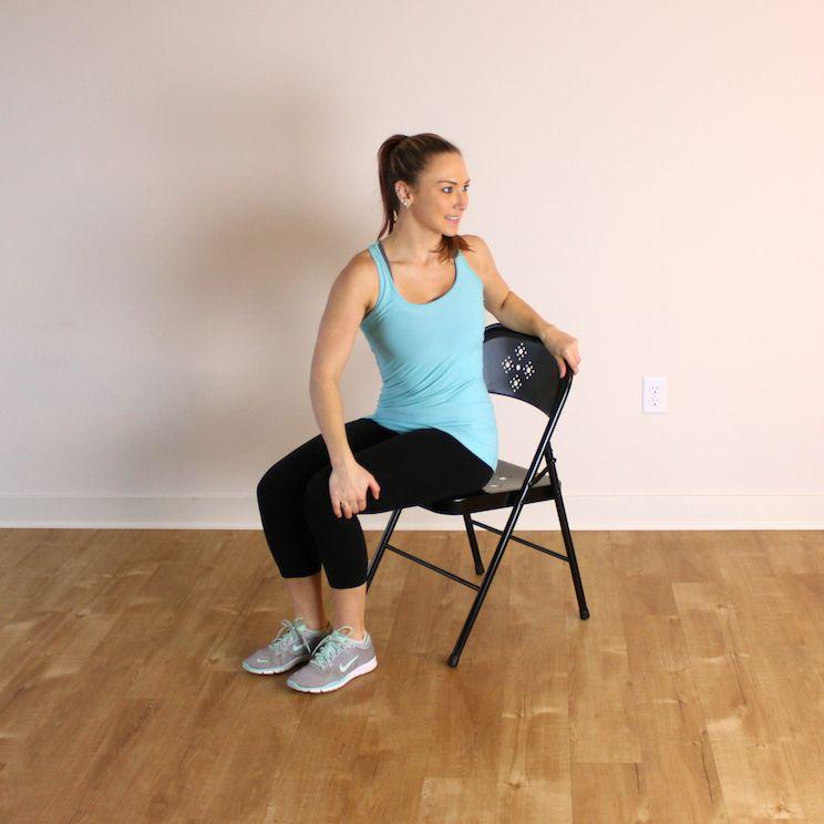 Gerakan Yoga di Kantor
