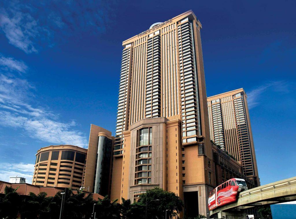 Bangunan Terluas di Dunia