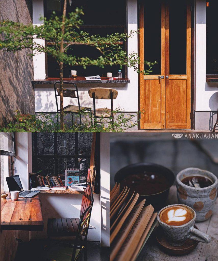 Coffee Shop untuk Kerja