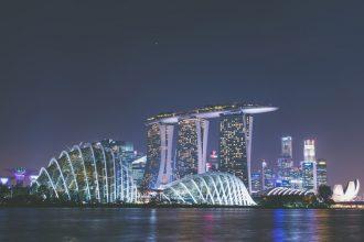Singapura Bangun Kota Bawah Tanah