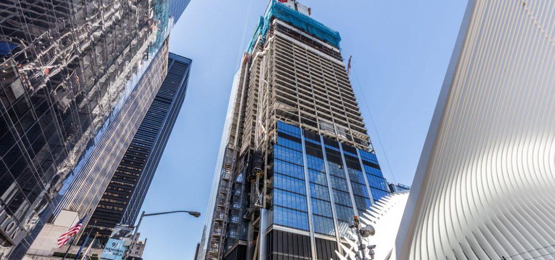 Gedung Pencakar Langit Dibangun Tahun 2018
