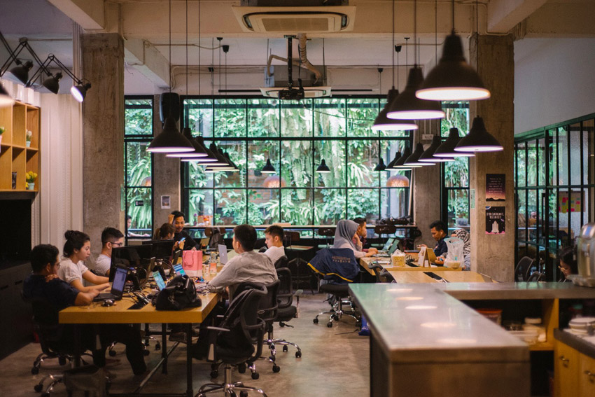 Pertumbuhan Co-Working Space