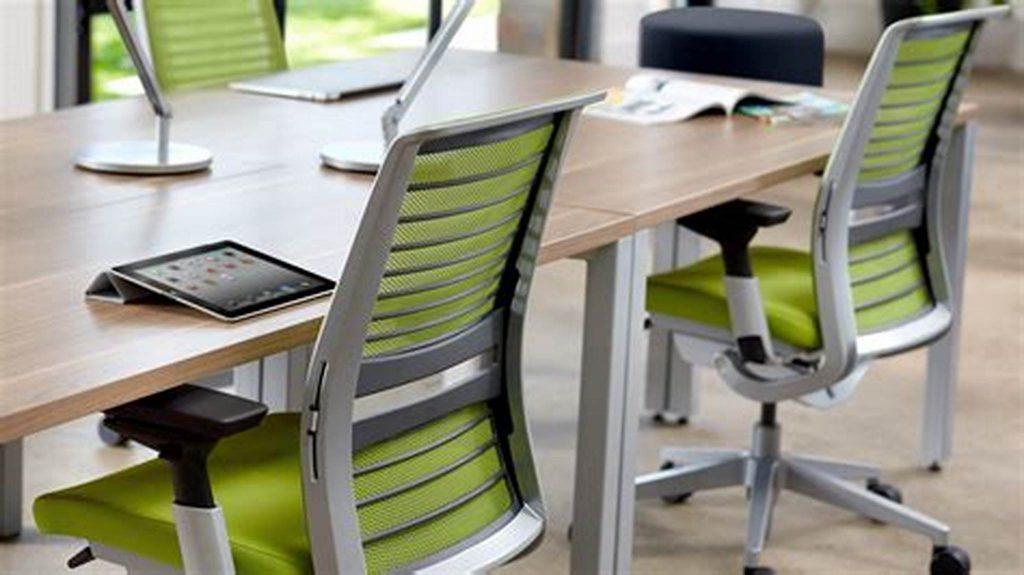 Tips Memilih Kursi Kantor