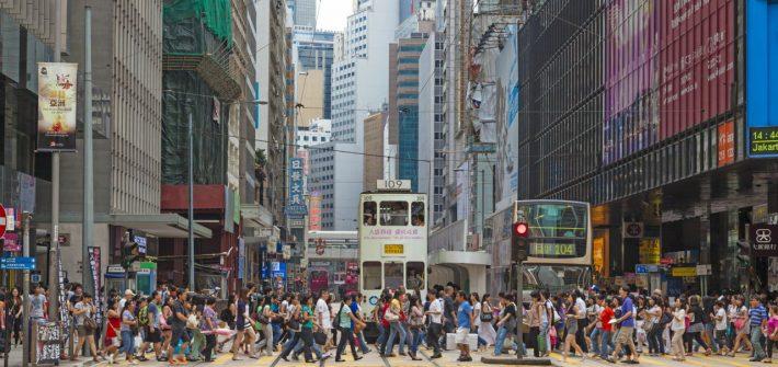 Sewa Kantor di Hong Kong