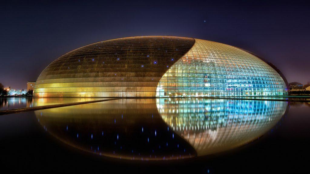 Bangunan Kaca di Dunia