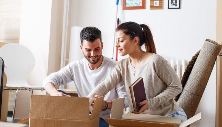 Sewa Rumah atau Apartemen