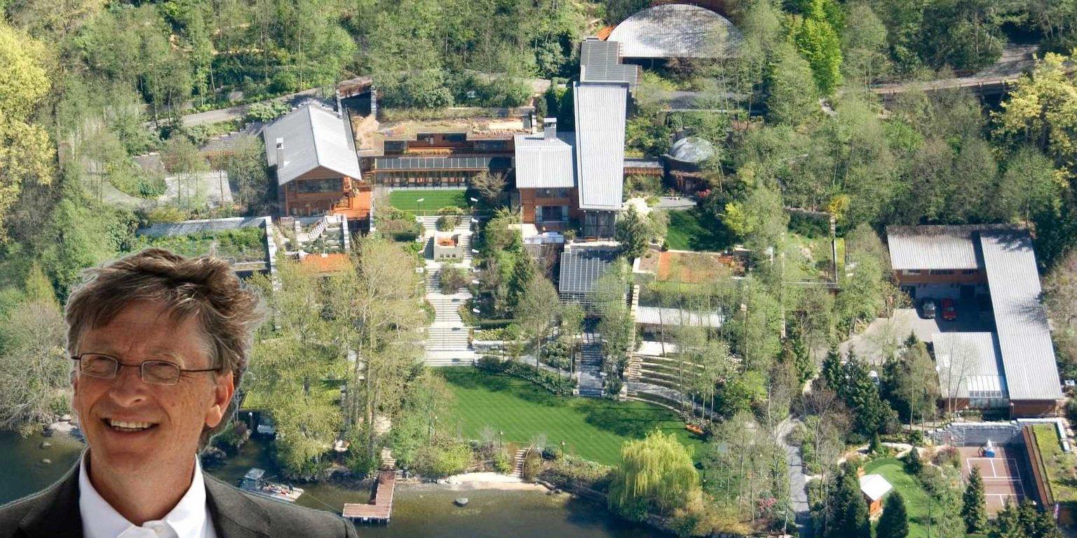 Gedung Canggih Ramah Lingkungan