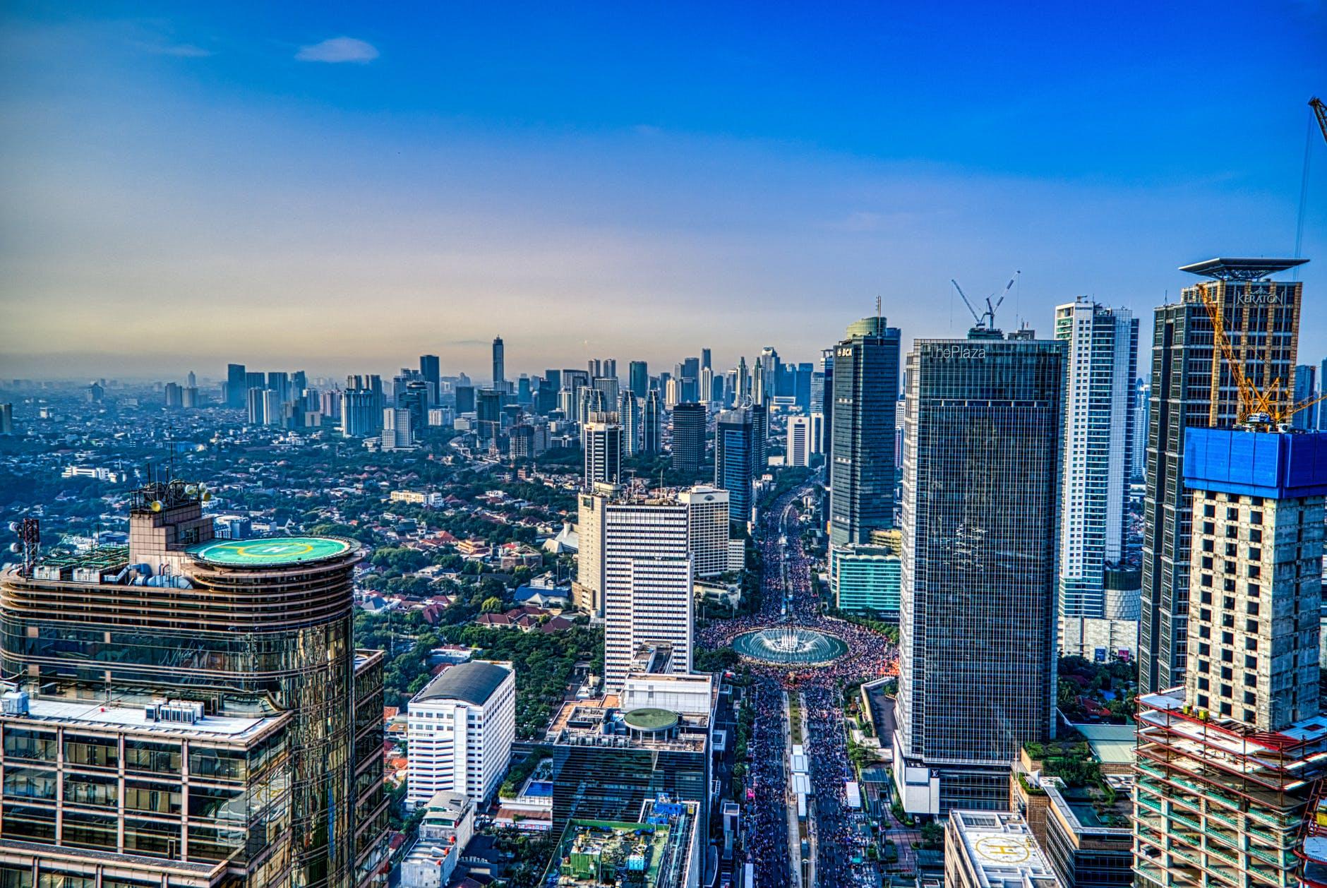 Demi Keamanan, KKK Periksa 800 Gedung Bertingkat di Jakarta