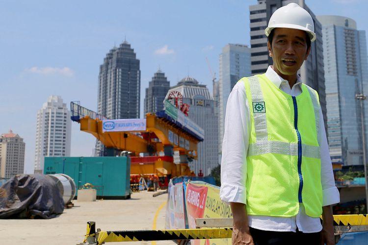 Pembangunan Infrastruktur Jokowi
