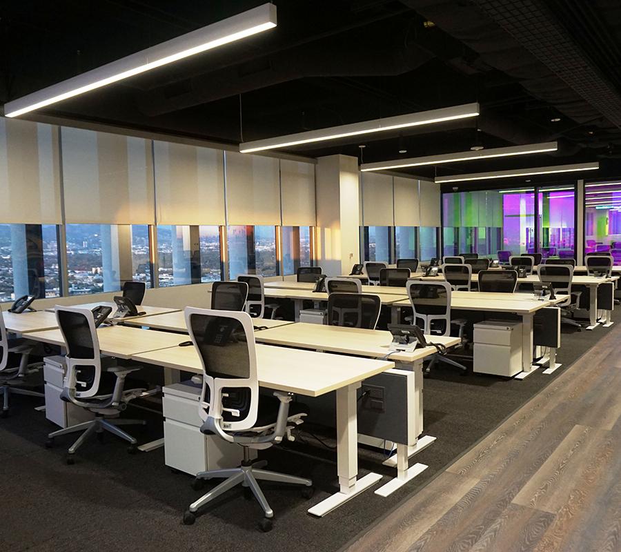 Desain Ruang Kantor Terbuka, Desain Terbaru Kantor Jaman Sekarang