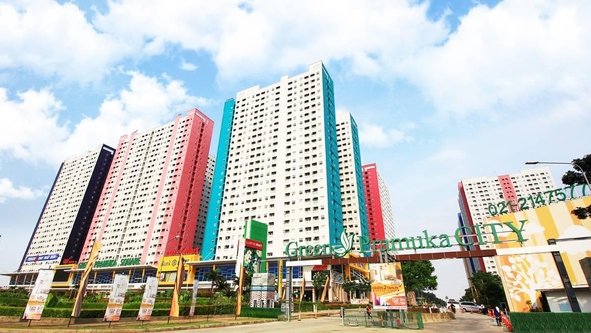 10 Apartemen Studio di Jakarta dengan Harga Sewa Kisaran 1 Jutaan