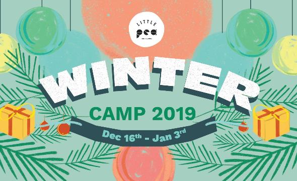 Week 2 winter camp 2019: messy peas