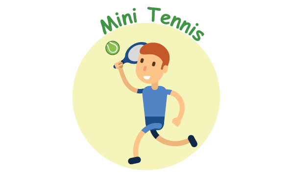 Mini tennis, tue 14:10, ms / gs