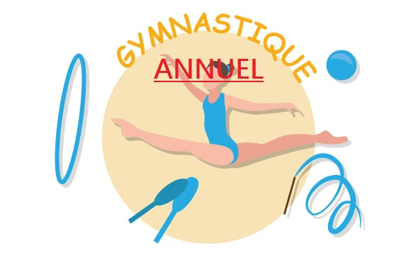 Rhymetic and sportive gymnastics (for girls), tue 14:10, cp - ce2